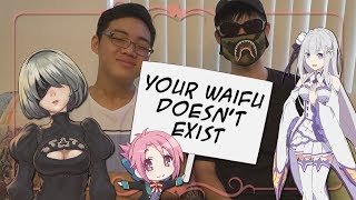 ANIME WAIFUS SMASH OR PASS 2.0