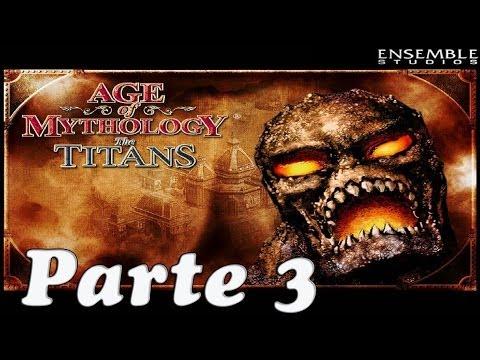 Age of Mythology  The Titans - Parte 3 - Saludos desde Grecia