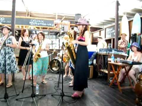 adams apple eau cafe shonan 07.8.4 Part 1 Video