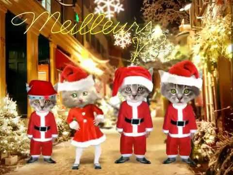 Carte de voeux - Chorale de Noel