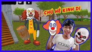 ThắnG Tê Tê Phá Phách Quậy Tung Nhà Thằng Hề Xấu Tính | Scary Clowns Game