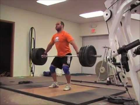 Power Snatch & Power Clean Workout Image 1