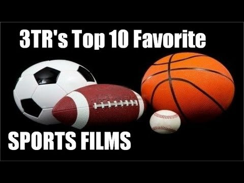 Top 10 Favorite Sports Movies