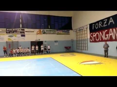 PALLAVOLO SPONGANO - Presentazione Squadra Serie C Femminile