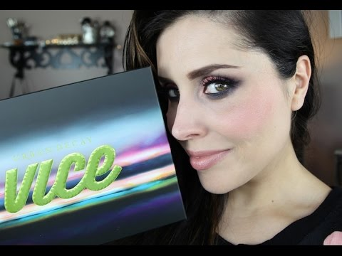 Trucco Autunno Sexy - Vice 3 Palette Makeup Tutorial video