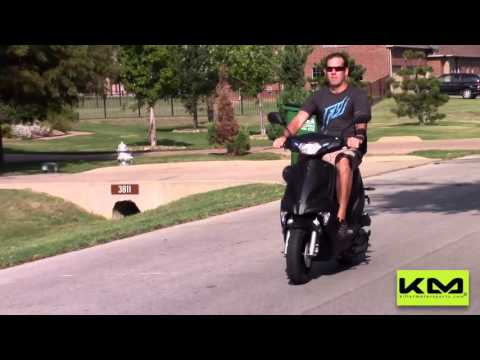 Tao Tao 50cc Speed Gas Scooter Moped
