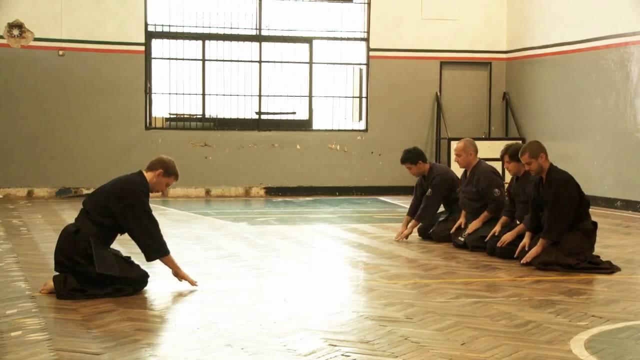 Renseikan kendo dojo youtube for Kendo dojo locator