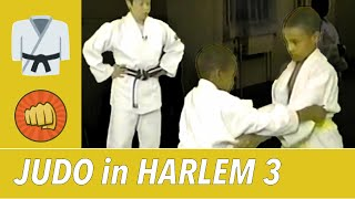 Judo in Harlem #3 | in Japanese w subtitles | ハーレムの柔道