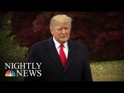 Trump's Tweets On Cohen, Roger Stone Raise Questions About Witness Tampering | NBC Nightly News