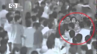 TSC Occurrence At pahela boishakh CCTV Footage. (Ekattor TV)