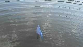 What is Waterproof RC JET Boat Tear Into FPS-RC