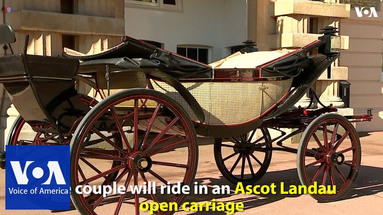 Harry and Meghan's royal wedding transportation