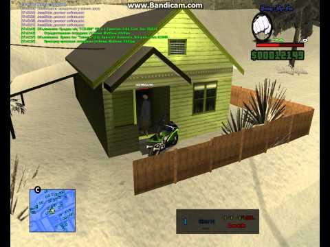 карта для ловли домов в сампе