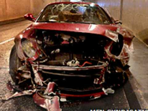Manchester Car Crash