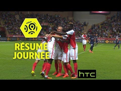 Résumé de la 3ème journée - Ligue 1 / 2016-17