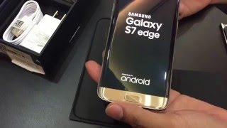 Gadget Reviews : Galaxy S7 edge สมาร์ทโฟนที่มีรูปลักษณ์เพรียวบางไม่กลัวน้ำ