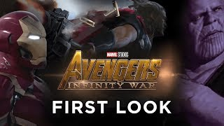 Avengers: Infinity War First Look (2018) | Movieclips Trailers