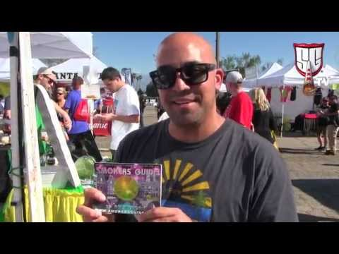Weed Candy - EdiPure Cannabis Infused Edibles at the SoCal Medical Cup - Smokers Guide TV
