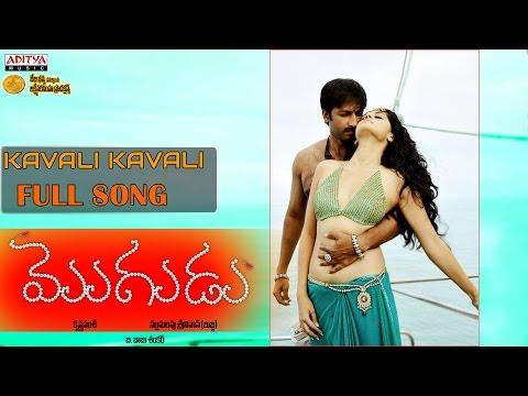 Mogudu Telugu Movie    Kavali Kavali Full Song    Gopichand, Tapasee video