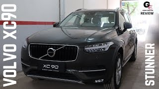 2018 Volvo XC 90 Momentum | detailed review | price | features | specifications !!!