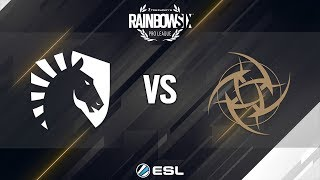 Rainbow Six Pro League - Season 9 - LATAM - Team Liquid vs. Ninjas in Pyjamas - Week 4