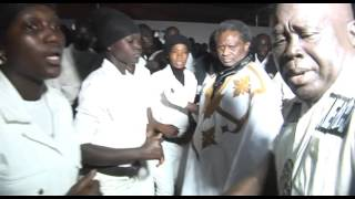 Magal Touba 2015: Ziar des commandos de Kara