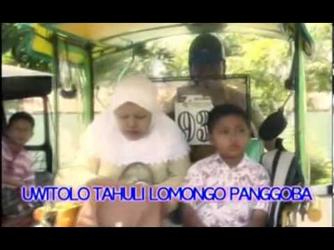 Lagu Gorontalo Lipu'u X264 Cipt. Gafar  Dude video