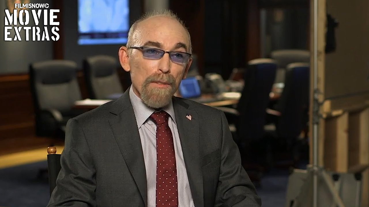 London Has Fallen - Jackie Earle Haley 'Chief of Staff Mason' Behind the Scenes Interview (2016)
