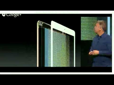 Apple Event iPad/Mac and more...