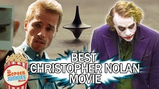 Best Christopher Nolan Movie
