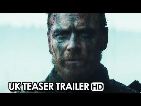 MACBETH Official UK Teaser Trailer (2015) - Michael Fassbender HD