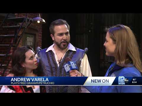 KISS ME, KATE at Skylight Music Theatre review on WISN
