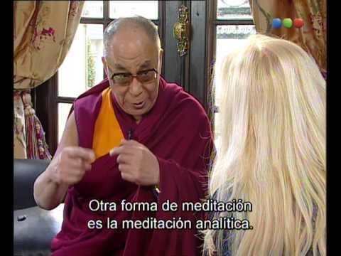 Dalai Lama, ¿Que es Meditar? - Susana Giménez