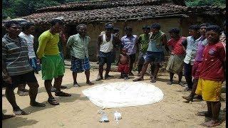आसमान से नीचे गिरा कुछ ऐसा की गांव वालो के उड़ गए होश...