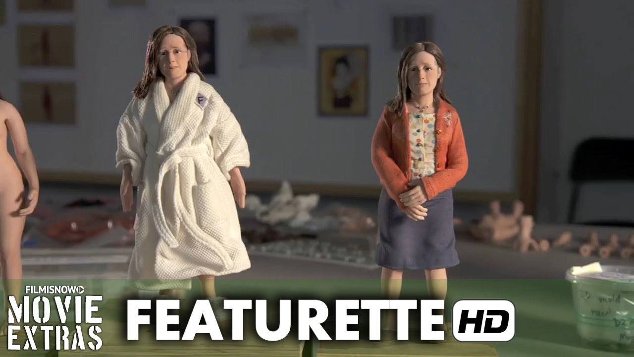 Anomalisa (2015) Featurette - Peopling Anomalisa