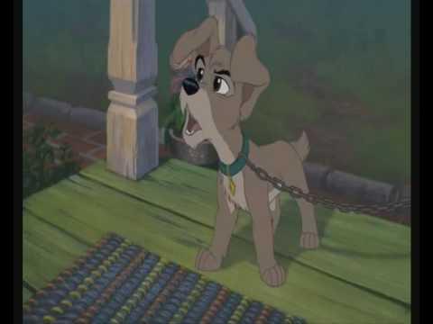 No seré un perro casero (La dama y el vagabundo fanfic) Hqdefault