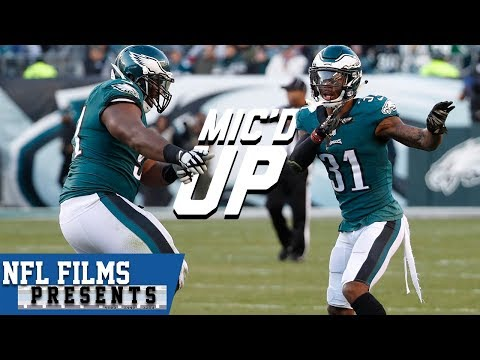 Funniest Players Mic'd Up Moments of the 2017 Season! | NFL Films Presents