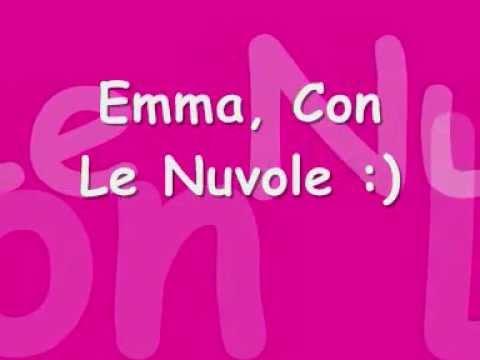 Emma Marrone Con Le Nuvole (Testo)