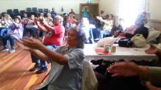 Vaka Tautua Mangere Kuki Older People Zumba