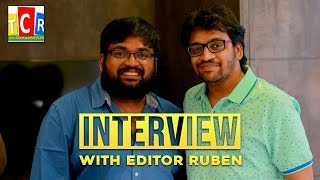 """ Vivegam is not director siva's movie "" - Editor ruben opens up about his part!"
