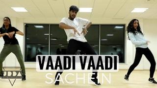 VAADI VAADI  Sachien  DANCE cover  Vijay  DSP  Jey
