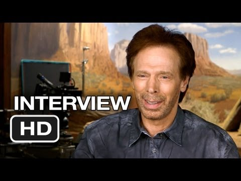 The Lone Ranger Interview - Jerry Bruckheimer (2013) - Johnny Depp, Armie Hammer Western HD