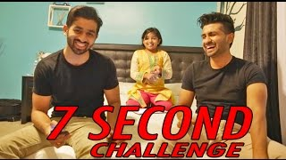 7 Second CHALLENGE! -DhoomBros (ShehryVlogs # 30)
