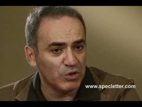 Каспаров: как изменить политику в стране?