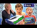 Fortnite Kid Gives Angry Mom WORST MOTHER'S DAY GIFT EVER After She Throws PS4 in the Pool! DavidsTV.mp3