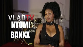 Nyomi Banxx Details Racism She Witnessed During Her Career