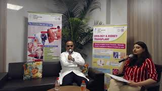 """Facebook Live Chat on """"Understanding Lifestyle Factors for The Healthy Kidney"""".- Dr. Ashish Saini"""