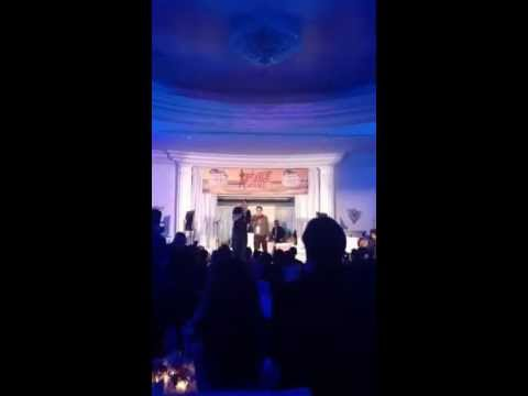 Mike Miller & Birdman singing Ice Ice Baby by Vanilla Ice at South Beach Battioke 2013
