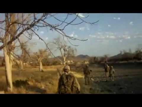 MARINES IN HELMAND PROVINCE AFGHANISTAN