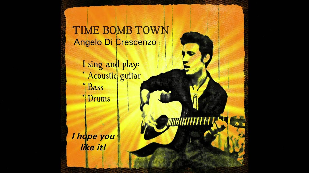 Lindsey Buckingham Time Bomb Town Time Bomb Town 2012